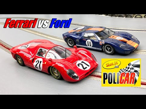 2020 FORD VS FERRARI SERIES